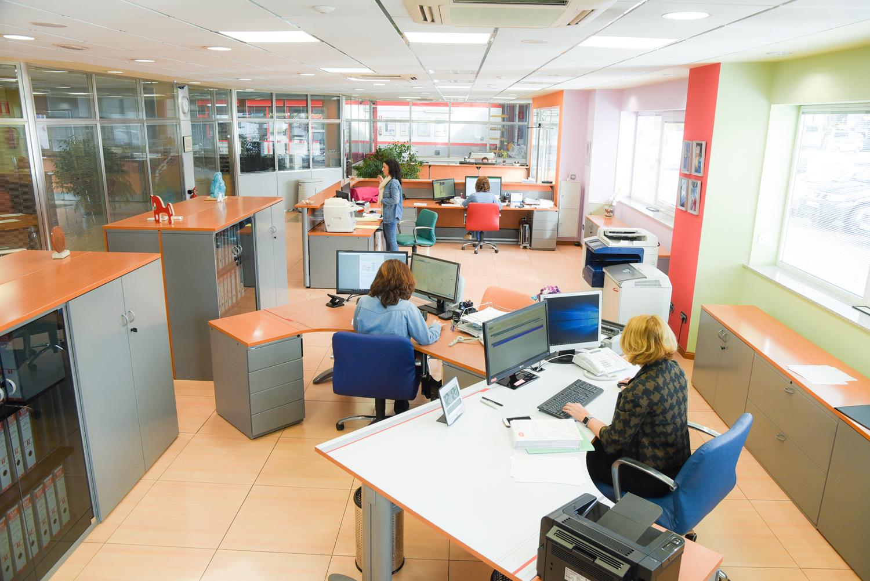 Oficina Electricidad Isla Soria