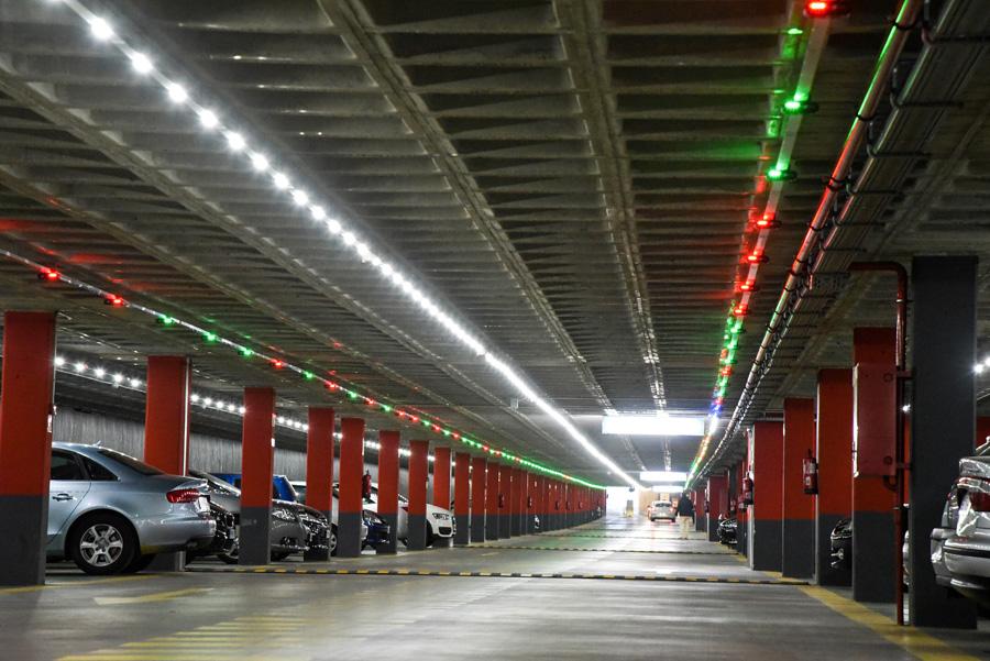 Parking Soria Electricidad Isla